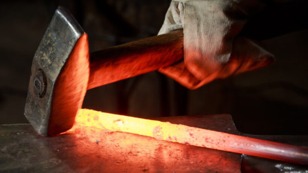 Glass Forging Lubricants using coating products